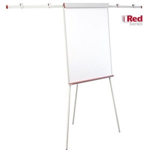 Flipchart Eurochart 2x3 Red [70x100]